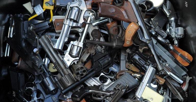 На Балканите има масова контрабанда на оръжие