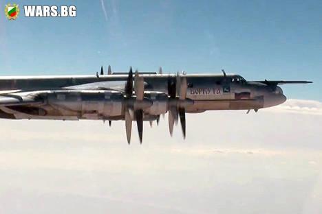 ВИДЕО: Новият Ту-95МС за първи път използва крилати ракети Х-101 в Сирия