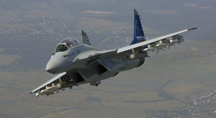 Руските ВКС сменят всички леки изтребители с МиГ-35 (ВИДЕО)
