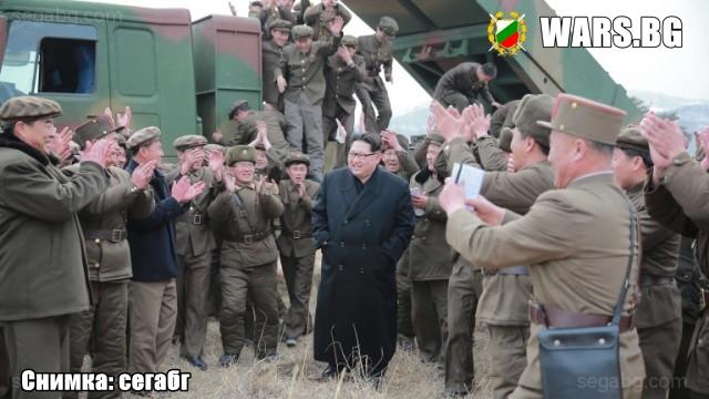 """Северна Корея предупреди, че """"термоядрена война може да избухне във всеки момент"""" Стефан Пройнов"""
