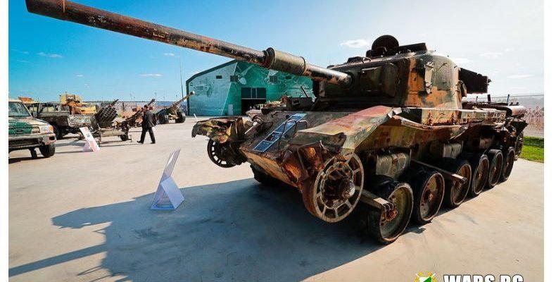Най-странните оръжия, пленени от руснаците в Сирия