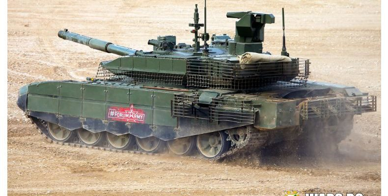 "4 факта за новия танк Т-90М ""Прорив 3"""