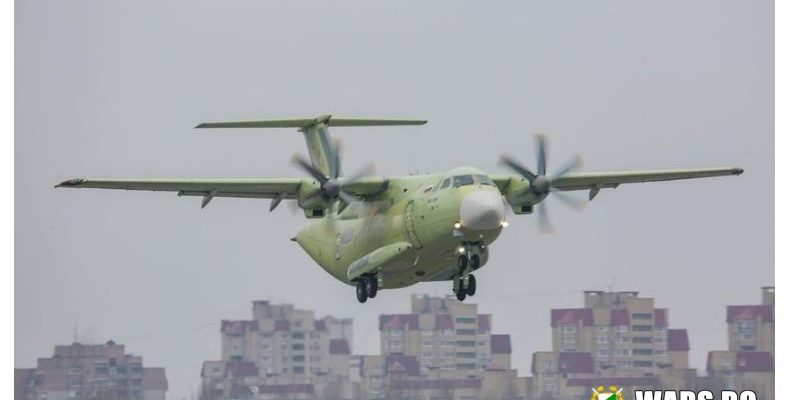 Новият военен самолет Ил-112В ще бъде показан за първи път през август тази година