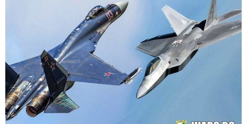 Американски експерт: Вероятно ще има тежки последствия за F-22 от близък въздушен бой със Су-35