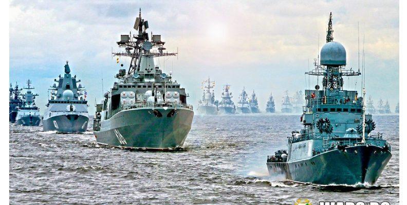 Как руски вицеадмирал реагира на заплахите на командира на Втори американски флот