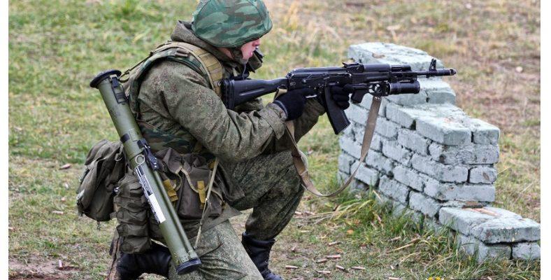 Шест хиляди АК-74М от последна модификация постъпиха в редиците на Централния военен окръг
