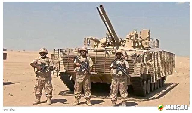 """Бойният опит блиндира БМП-3: руската армия се сдобива с допълнителна """"броня"""""""