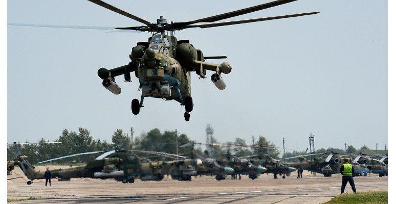 Американски медии изброиха най-добрите руски военни хеликоптери