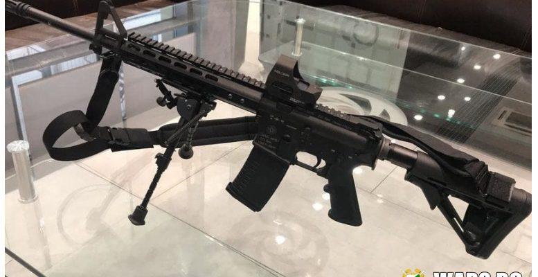 В Москва представиха руския аналог на американската винтовка AR-15