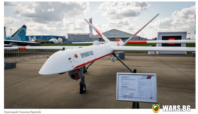 Руската армия с нови ударни дронове