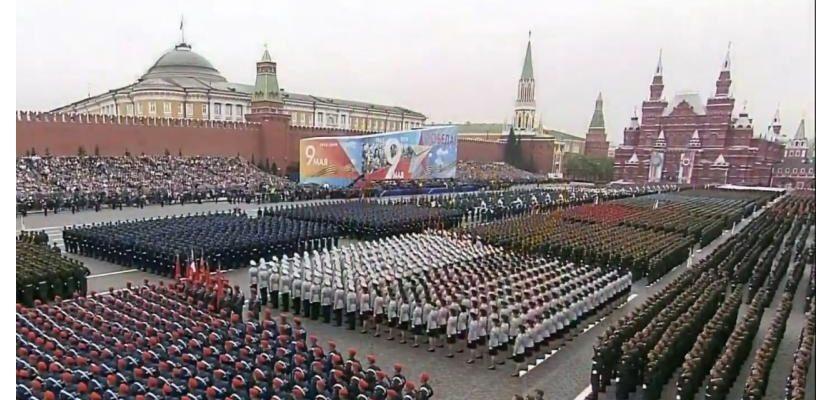 Путин отложи парада за Деня на Победата