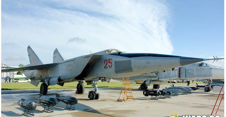 """Японците нарекоха МиГ-25 """"кралят на скоростта"""""""