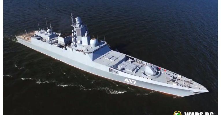 ВИДЕО: Кои кораби влязоха в състава на руския флот от 2003 г. насам