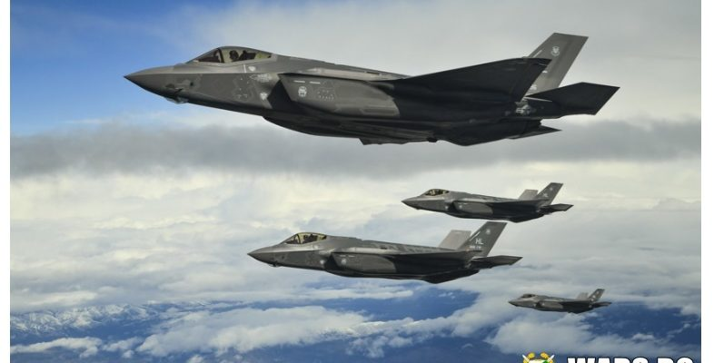 """С какъв радар руската армия засече шестте """"невидими"""" изтребителя F-35 на повече от 1500 км?"""