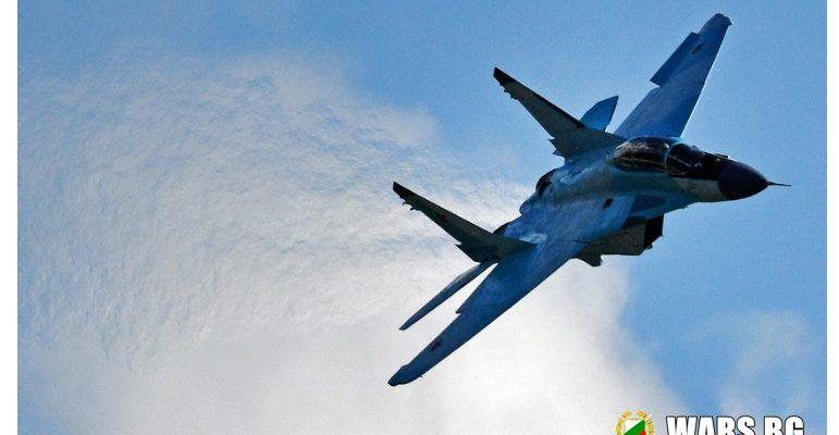 Новите руски изтребители МиГ-35 ще могат да кацат в автоматичен режим