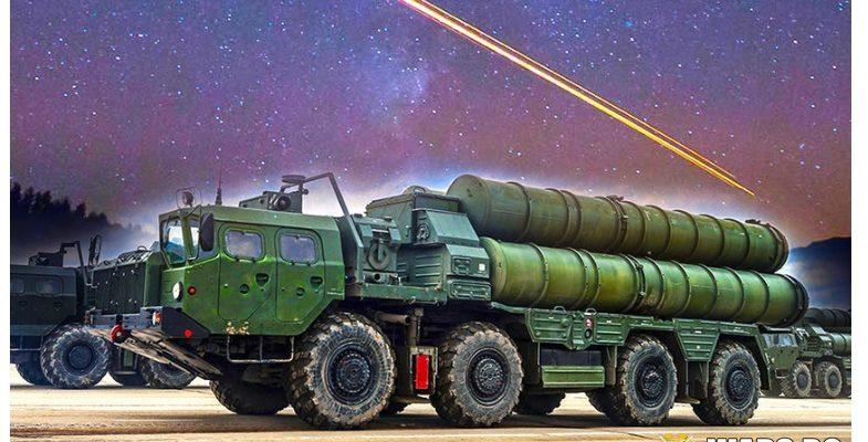 """Китайски военен експерт: каква ще бъде системата за ПВО С-500 """"Прометей""""?"""