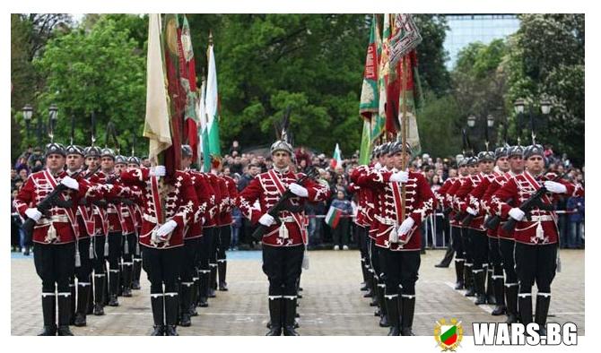 6–ти май – Ден на храбростта и празник на Българската армия