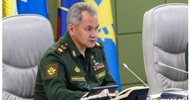 Шойгу: Компютърните атаки от чужбина над руските въоръжени сили се увеличават с 12% годишно