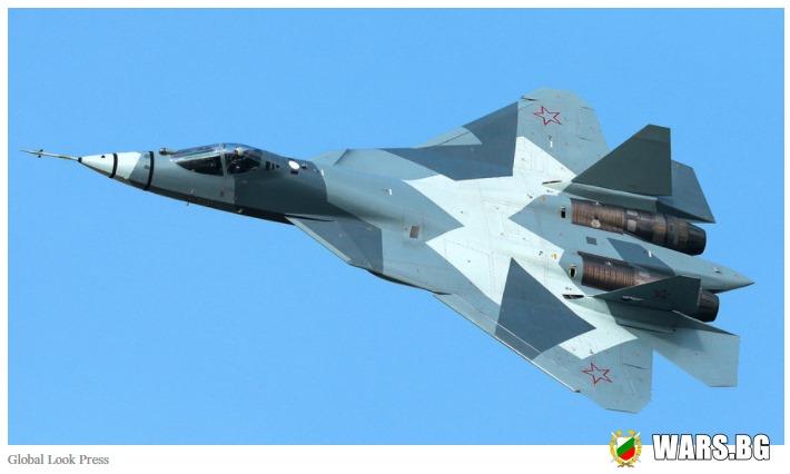 Китайският Sohu: Су-57 е заплаха за доминацията на САЩ