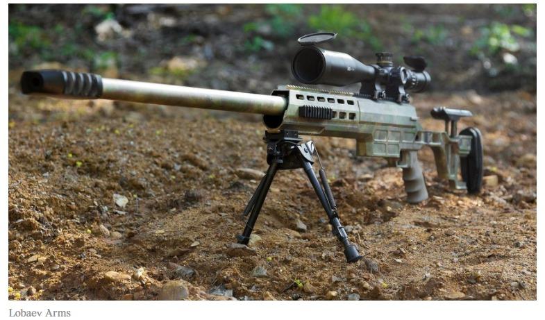 Коя е най-далекобойната снайперска пушка на руските спецназ?