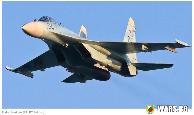 На какво е способен съветският изтребител Су-27 с технологии от американския F-15